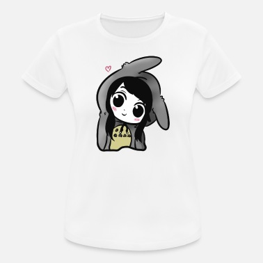 Chibi Chibi cute - Women's Sport T-Shirt