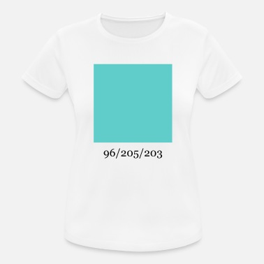 Colour Colorful summer shirt - Women's Sport T-Shirt