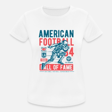 1984 American Football Design - Women's Sport T-Shirt
