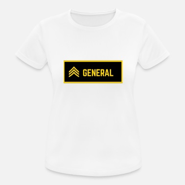 General General - Frauen Sport T-Shirt