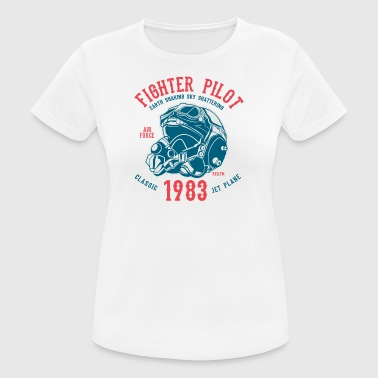 Fighter Pilot Fighter Pilot - Women's Breathable T-Shirt