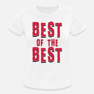 Best Boarder Best of the best - naisten tekninen t-paita