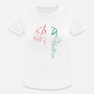 Black People BLACK PEOPLE SHIRT - Women's Sport T-Shirt