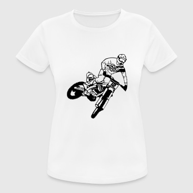 Mxgp Motocross - Supercross - Women's Breathable T-Shirt