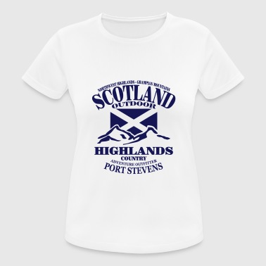 Scotland - Highlands - Women's Breathable T-Shirt
