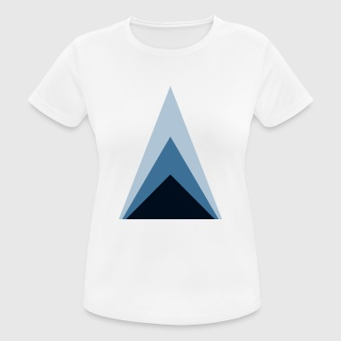 Triangles minimum - T-shirt respirant Femme