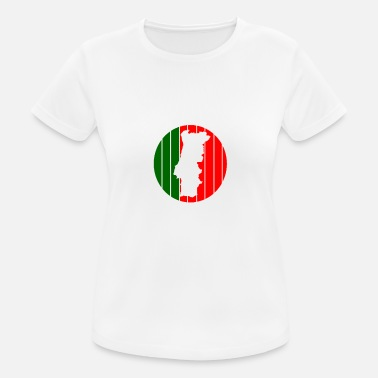 Jerónimo Portugal - Sports T-shirt dame