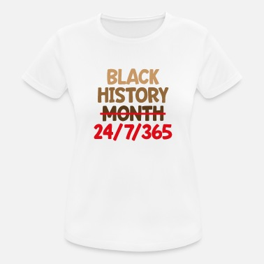 Black History Month Black History Month - Women's Sport T-Shirt