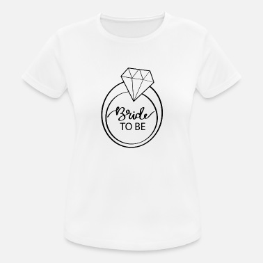 bruden skal være - ring version - Sports T-shirt dame