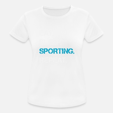 Sports sport - Sport T-skjorte for kvinner