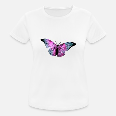 Chrome Butterfly chrome - Women's Sport T-Shirt
