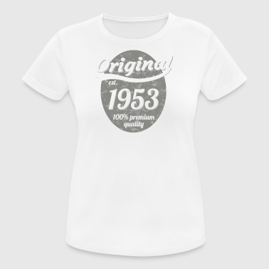 Made 1953 1953 - Women's Breathable T-Shirt