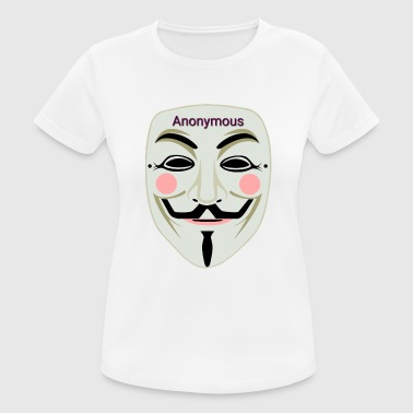 Anonymous - Women's Breathable T-Shirt