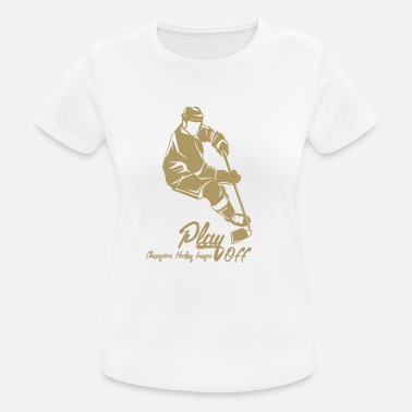 Hockey HOCKEY - Frauen Sport T-Shirt