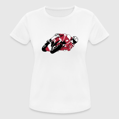 Moto-GP - Women's Breathable T-Shirt