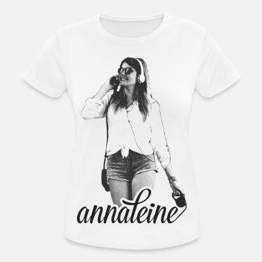 Leash Anna leash - Women's Breathable T-Shirt