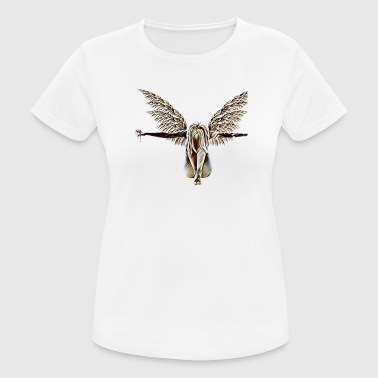 Angelic - Women's Breathable T-Shirt