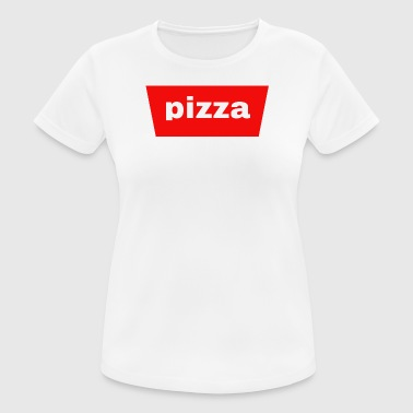 Pizza Couple pizza - T-shirt respirant Femme
