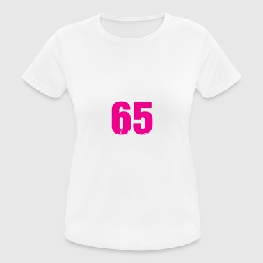 65 Years Old Birthday Girl 65 Years Old - Women's Breathable T-Shirt