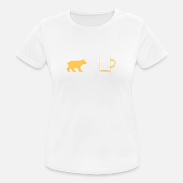 Beer Bear Bear Beer - beer and bear - Women's Breathable T-Shirt