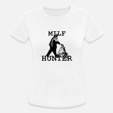 Gilf Hunter MILF HUNTER - Frauen Sport T-Shirt
