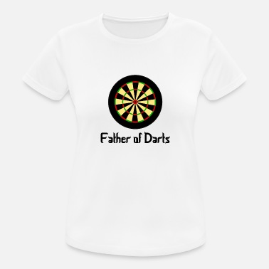 Darts Champion Father of Darts Dart Champion - Women's Breathable T-Shirt