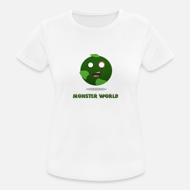 World Series Monster World Monster World - Sport T-shirt dam