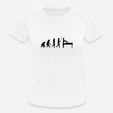 Physiotherapist Physiotherapist Phyio Evolution - Women's Sport T-Shirt
