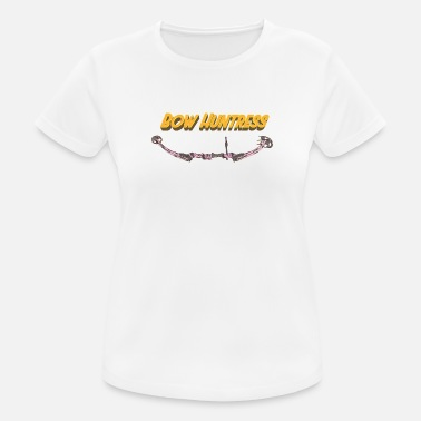 Bow Box Archery Box Huntress Compound Bow Sport - Women's Sport T-Shirt