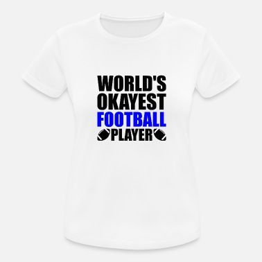Funny american football - Women's Sport T-Shirt
