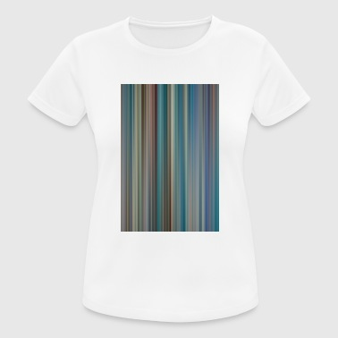 Stripe pattern - Women's Breathable T-Shirt