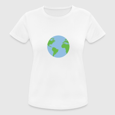 The Earthling - Frauen T-Shirt atmungsaktiv