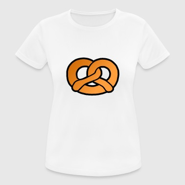Pretzel pretzel - Women's Breathable T-Shirt