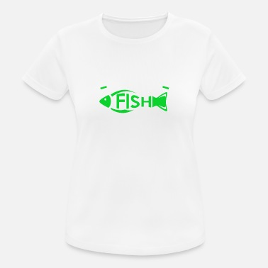 May The Fish Be With You - Women's Breathable T-Shirt