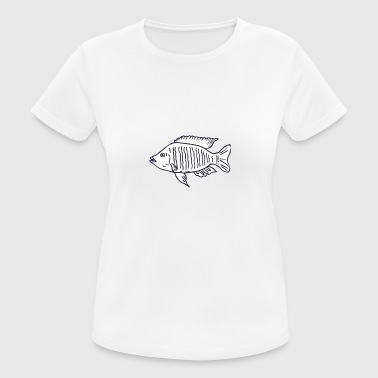 Malawi Cichlids Cichlid fish Malawi - Women's Breathable T-Shirt