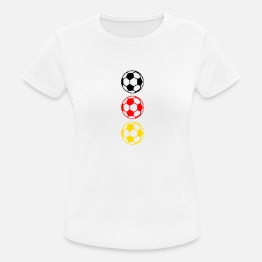 Black Red Gold black, red, gold - Germany - Women's Sport T-Shirt
