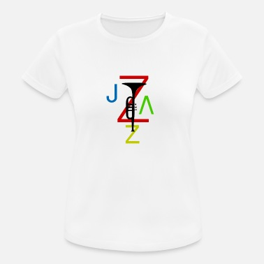 Jazz Jazz - Frauen Sport T-Shirt