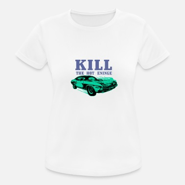 Racing Machine Car race hot machine sports car muscle car - Women's Sport T-Shirt