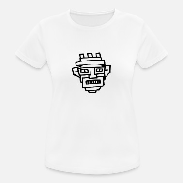 Bad Look The bad man always looks devilishly - Women's Breathable T-Shirt