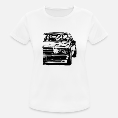 190e W201 Dirty - Women's Breathable T-Shirt