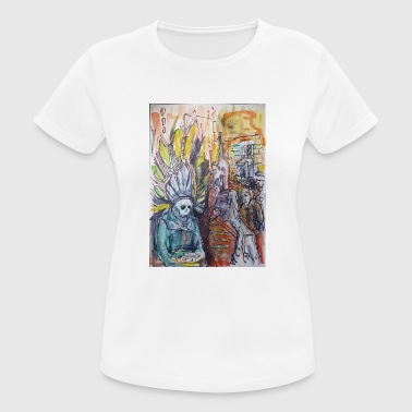 Appetizers the Hoellenpapst - Women's Breathable T-Shirt