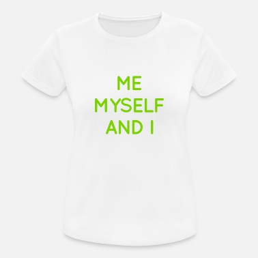 Enigmatic enigmatic being - Women's Sport T-Shirt