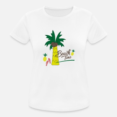 Beach Vacation Beach vacation - Women's Breathable T-Shirt