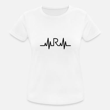 Spreadfeelings Impulsion Realo - T-shirt respirant Femme