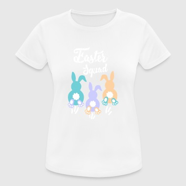 Bunny Ears Three bunnies - Women's Breathable T-Shirt