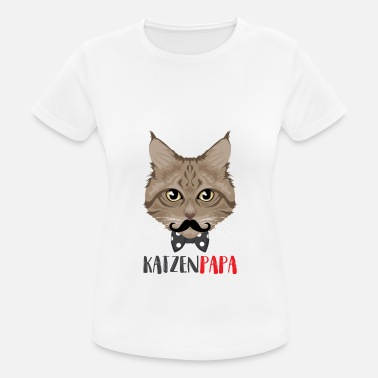 Miau Katte far / far - Sports T-shirt dame