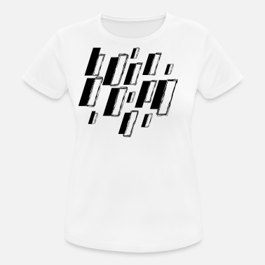 Strips strip - Women's Breathable T-Shirt