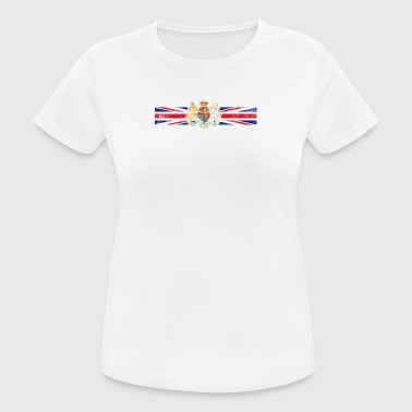 British, Britons Flag Shirt - British, Britons Emb - Women's Breathable T-Shirt