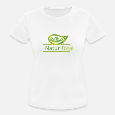 Total Totally natural - Women's Sport T-Shirt
