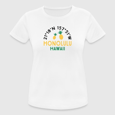 Honolulu - Women's Breathable T-Shirt